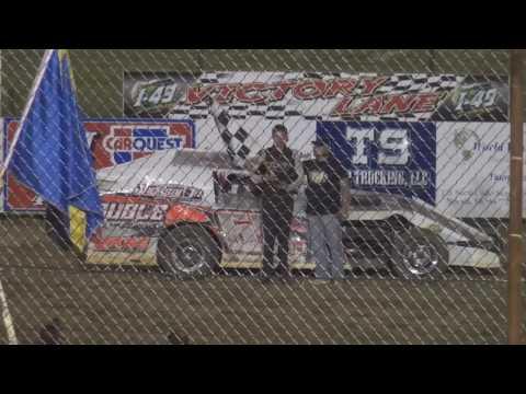 I 49 Nevada Speedway 8 13 16 E & B Mods Late Models Mains