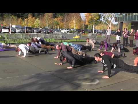 22 Pushup Challenge to Honor Our Veterans