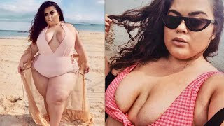 PLUS SIZE SWIMSUIT TRY ON HAUL (FASHION NOVA)♡♡ |GABRIELLAGLAMOUR