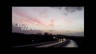 Brad Paisley - Two People Fell In Love (Lyrics)