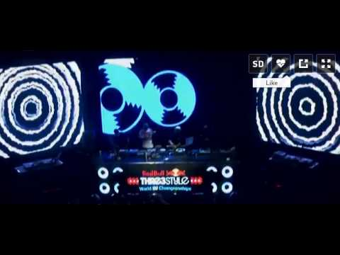 Hedspin & Z-Trip 2015 Red Bull Thre3Style Canadian National Finals Live Set