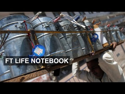 The secret to Mumbai's dabbawalas | FT Life Notebook
