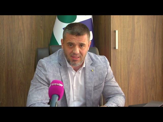 Salko Zildžić - PRESS GO SDA VIDEO 1