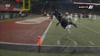 Football Highlights: #25 Cincinnati 35, USF 23