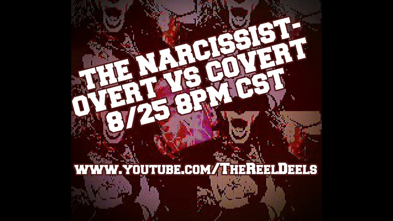 The Narcissist - Overt VS Covert - Demonic oppression and Generational  curses