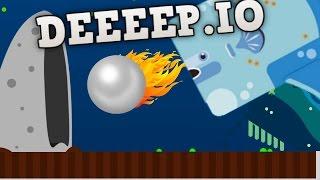 DEEEEP.IO PEARL DEFENSE DOMINATION!! // Deeeep.io Funny Moments & Fails