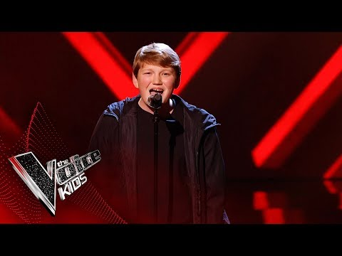 Jamie Performs 'I Need' | Blind Auditions | The Voice Kids UK 2019