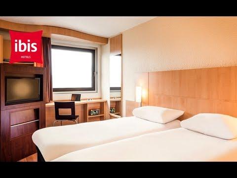 Discover Ibis Paris Berthier Porte De Clichy • France • Vibrant Hotels • Ibis
