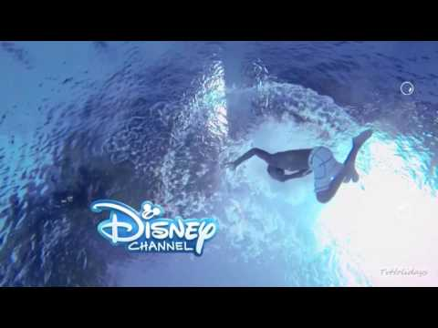 Disney Channel HD Spain - Summer Idents 2016 hd1080