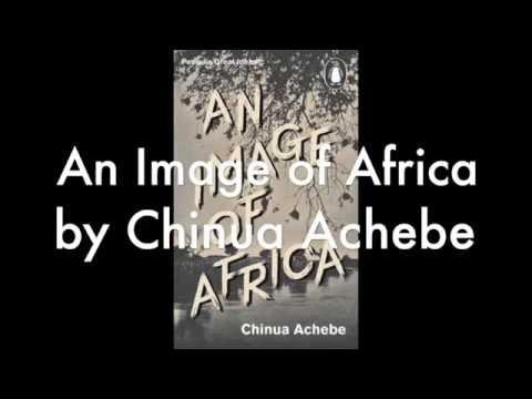 chinua achebe essay conrad Compare, contrast, comparison - conrad's heart of darkness and achebe's things fall apart.