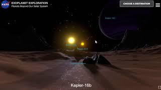 NASA Exoplanet Exploration - Visit New Worlds thumbnail