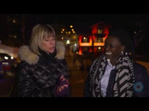 Davos 2016 Hub Culture Interview w Marieme Jamme of Africa Gathering