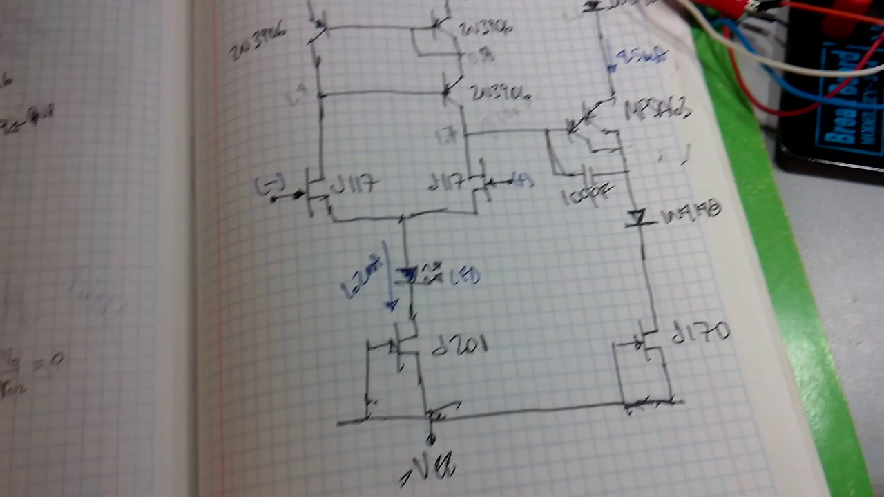 Circuit Diagram Of Audio Preamplifier Using Tl072 Opamp Ic 200 Watts Amplifier Electronic Project Tda8920bth Discrete Op Amp Transistors For Headphones 2 Channels Schematic Bass Bump