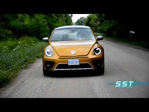 Volkswagen Beetle Dune - Car Review