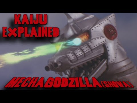 Mechagodzilla (showa era) - Kaiju Explained