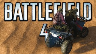Battlefield 4 Funny Moments - Netcode Approved & Azzy Gets Owned! (I Can't Wait for BF: Hardline!)