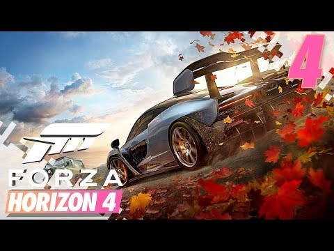 FORZA HORIZON 4 -First Barn Find! - EP04 (Gameplay Video)