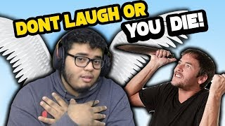 EPIC Try not to Laugh Challenge *IMPOSSIBLE*