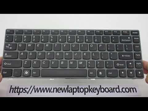 Brand New Lenovo Ideapad Z450 Z460 Z465 Z465G Laptop Keyboard