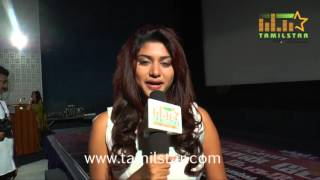 Oviya At Hello Naan Pei Pesuren Movie Audio Launch