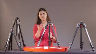 Choosing the Right Tripod by Manfrotto