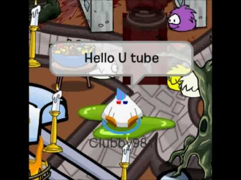 Club Penguin Music Ids