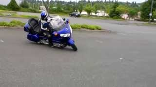 GOLDWING GETS LOW