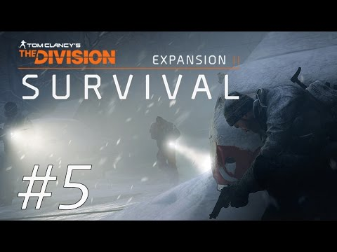 Face Tanking In PVP The Division Survival DLC Gameplay