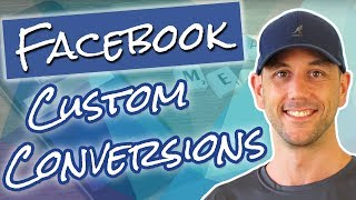 Facebook Tracking Update! How To Setup Your Facebook Pixel & Custom Conversions. DIY Sales Funnel 7