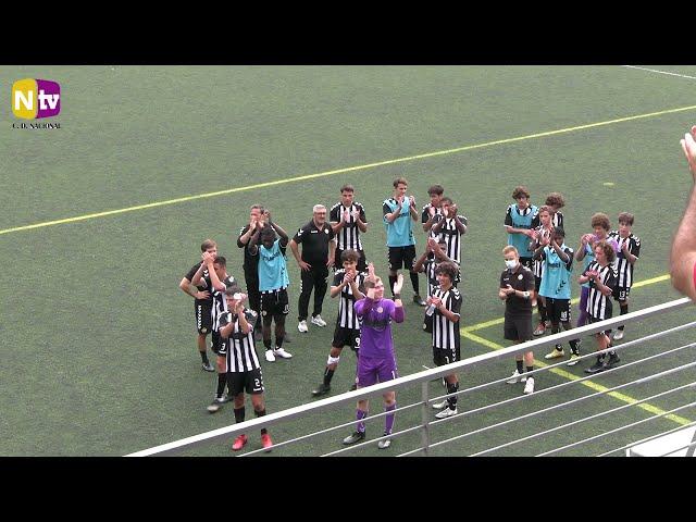 Formação: Juniores receberam e venceram o Alverca por 3-1