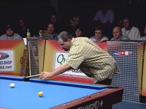 Pro Billiards Glass City Open 9-Ball - Bryant vs Basavich