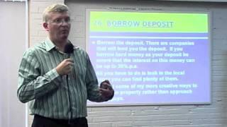 The Property King-Sean Summerville Borrow Your Deposit Part 26