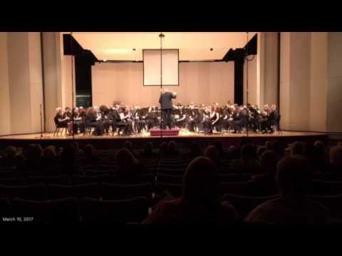 Greensboro Concert Band - 2017 Winter Concert - part 2