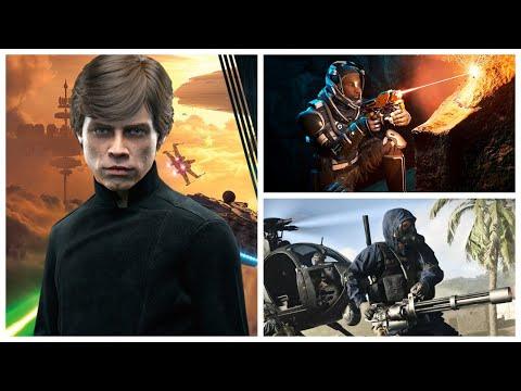 EA отменила 3 одиночных игры по Звёздным Войнам. Bethesda не верит в GeForce Now | Игровые новости