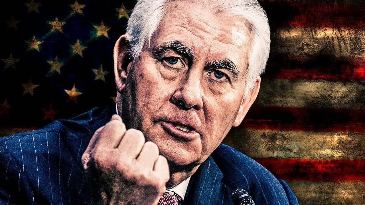 BREAKING: Rex Tillerson FIRED As Secretary Of State #1