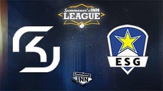 SK vs ESG   SINNLeague 1st Div: Season 1, Playoffs Runde 2