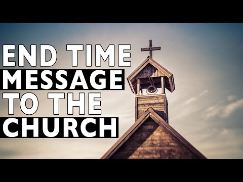 END TIME Message to the Church | Sid Roth's It's Supernatural!