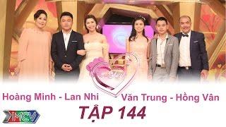 vo chong son - tap 144  hoang minh - lan nhi  van trung - hong van  15052016
