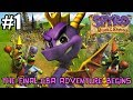 Spyro 3: Attack of the Rhynocs #1 - The Final 2D Adventure [GBA, 2003]