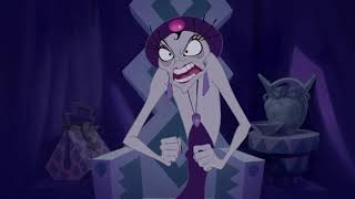 """Belle White and The Seven Mizfitz"" Part 21 - Yzma's Evil Plan"