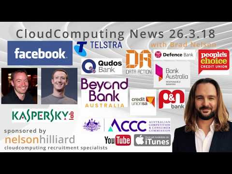 W/C 26.3.18 News Cloud Computing - Nelson Hilliard