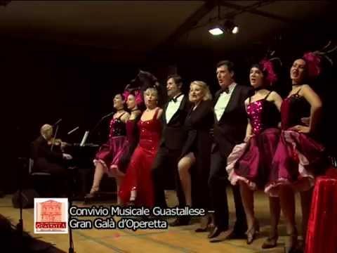 Gran Galà d'Operetta - sabato 22 febbraio 2014 (22/02/2014) - ore 21,00