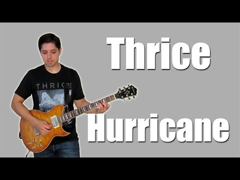 Thrice - Hurricane (Instrumental)