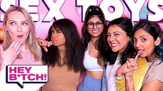 Sex Toys (ft. Mia Khalifa) - Ep 24 - Hey B*tch!