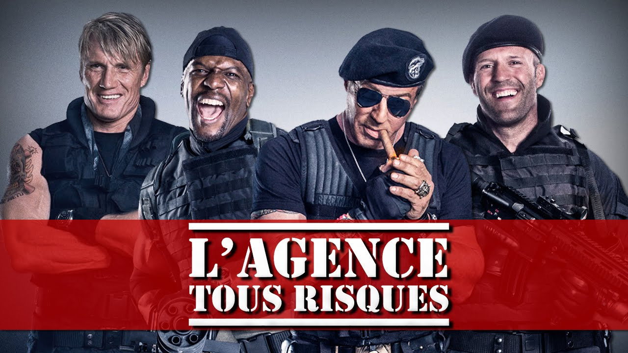 expendables version agence tous risques vf wtm youtube. Black Bedroom Furniture Sets. Home Design Ideas