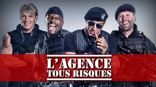 "Expendables version ""Agence tous risques"" VF - WTM"
