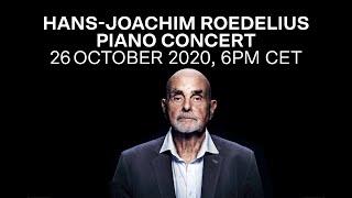 Hans-Joachim Roedelius 86th birthday Piano Concert