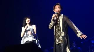周慧敏, 楊宗緯〈流言〉@Journey Of Love In Las Vegas 2016
