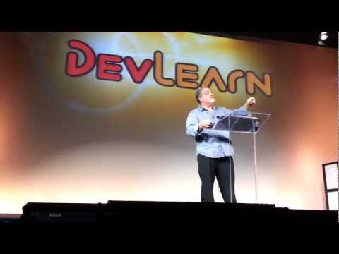 Jon Landau at DevLearn 2012 (Las Vegas) - Technology and Innovation (part 5 of 5)