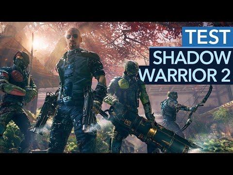 Shadow Warrior 2 - Test-Video zum brutal unterhaltsamen Shooter-Meisterwerk